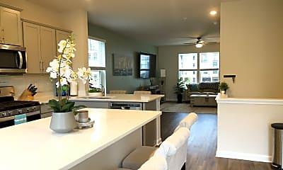 Living Room, 2033 Hinshaw Drive, 1