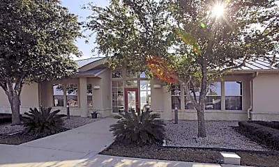 Leasing Office, Sunset Ridge - TX, 1