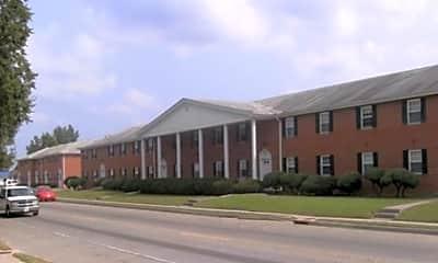 Building, Maryland Manor, 0