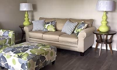 Living Room, 8841 Timberpath, 2