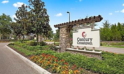 Century Crosstown, 2