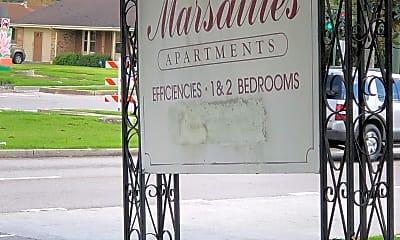 Marsailles Apartments, 1