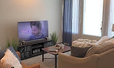 Living Room, 300 N Parker Ave, 0