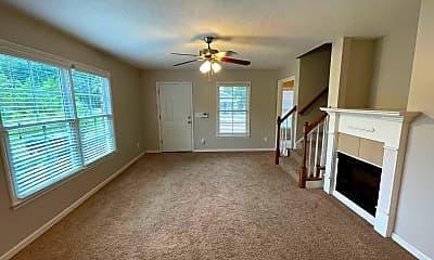Living Room, 1525 Craig St, 1
