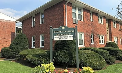Beechmont Apartments, 1