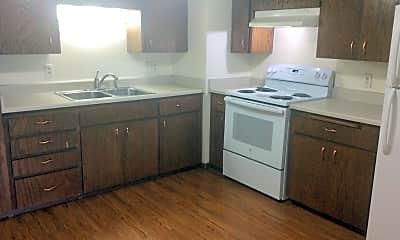 Kitchen, 425 Sims St, 1