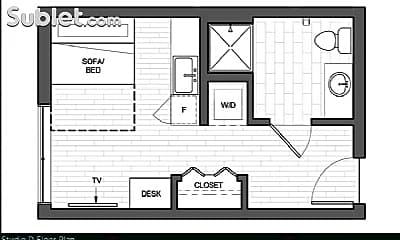 Building, 4106 12th Ave NE, 2