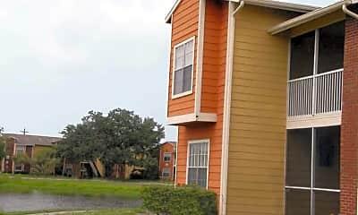 Building, Newport Apartments, 2