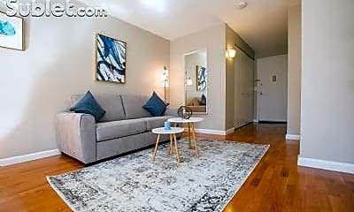 Living Room, 6 W 89th St, 1
