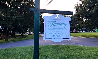 Tannery Apartments, 1