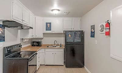 Kitchen, Room for Rent -  near South Lake Mall, 1