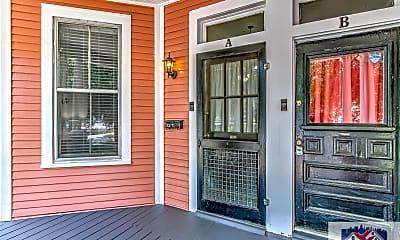 Patio / Deck, 262 Greene St, 1