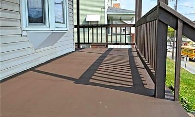 Patio / Deck, 2060 Jefferson Ave, 1