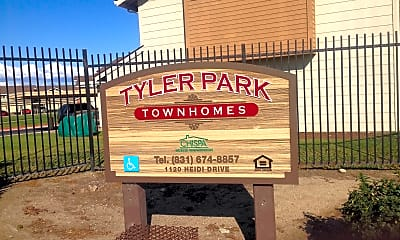 Tyler Park Townhomes, 1