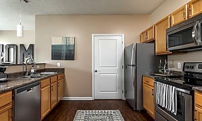 Kitchen, Maple Knoll, 1