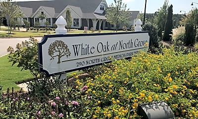 WHITE OAK MANOR - NORTH GROVE, 1