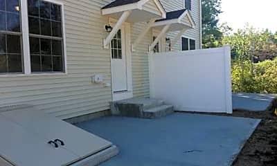 Patio / Deck, Hidden Oak Way, 2