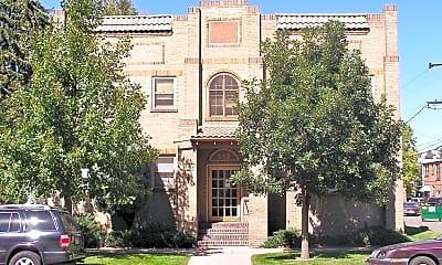 Building, 815 E 18th Ave, 2