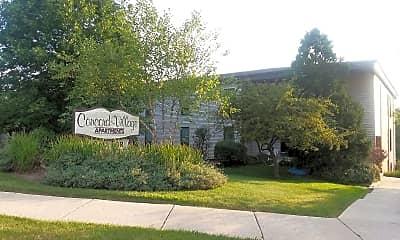 Concord Village Apartments, 1