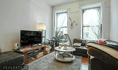 Living Room, 526 9th St, 1