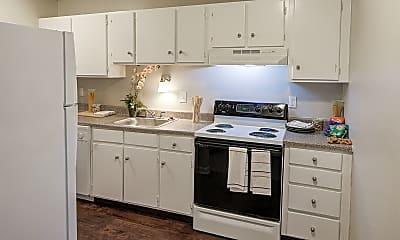 Kitchen, Clear Point Gardens, 1