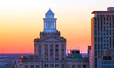 Building, Hibernia Tower, 1