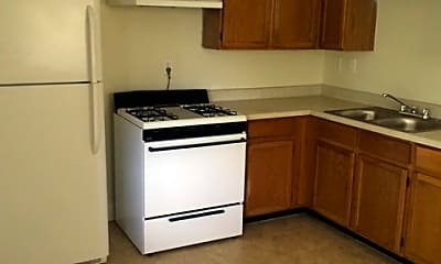 Kitchen, 2500 Avenue E 3B, 2