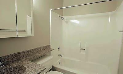 Bathroom, San Dimas Village, 2