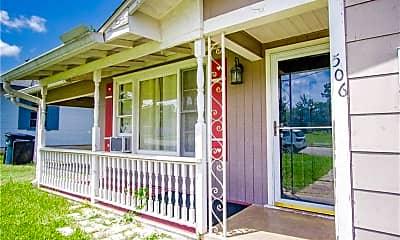 Patio / Deck, 506 N Harvey St, 1