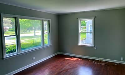 Living Room, 506 N Craig Pl, 1