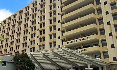 Peabody Apartments, 0