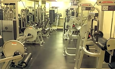 Fitness Weight Room, 10 E Ontario St APT 2012, 2