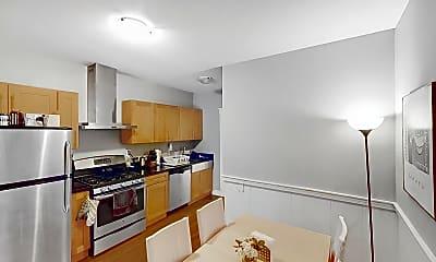 Kitchen, 173 Rindge Avenue, Unit 3L, 1