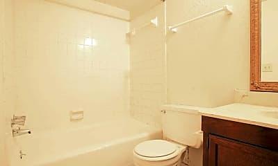 Bathroom, Sunwood Apartments, 2