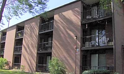 Continental House Apartments, 2