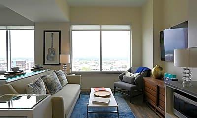 Living Room, Element Music Row, 1