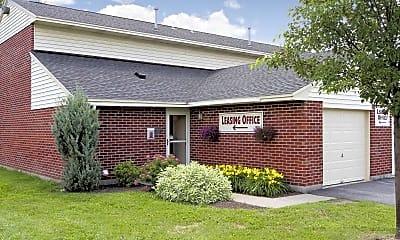 Leasing Office, Truscott Terrace, 2