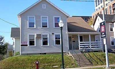 Building, 304 N Broom St, 1