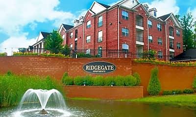 Community Signage, RidgeGate Apartments, 0