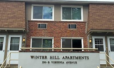 Winter Hill, 1