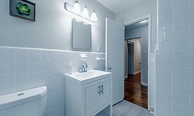 Bathroom, Room for Rent -  a 7 minute walk to bus 83, 0