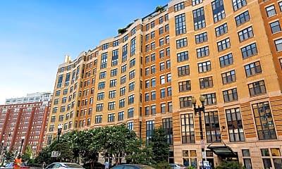 Building, 400 Massachusetts Ave NW 417, 1