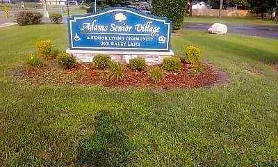 Adams Senior Village Apartments, 1