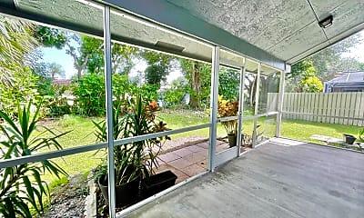 Patio / Deck, 10631 Palm Spring Dr, 1