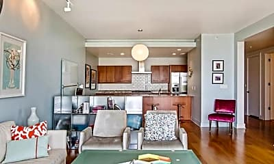 Living Room, 210 Lee Barton Dr, 1