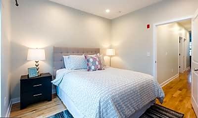 Bedroom, 2037 N College Ave C, 2
