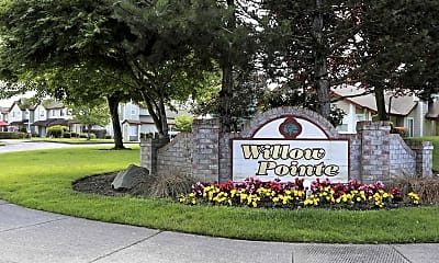 Community Signage, Willow Pointe, 2