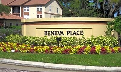 Community Signage, Beneva Place, 0