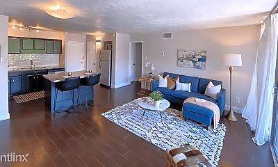 Living Room, 710 E 200 S, 0