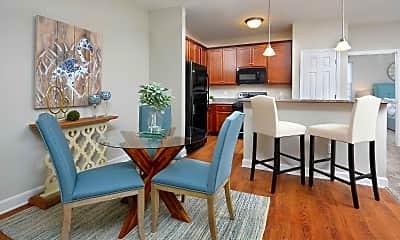 Dining Room, Alexander Pointe, 1